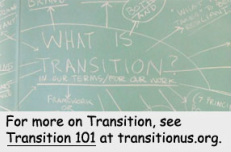 What is Transition? blackboard